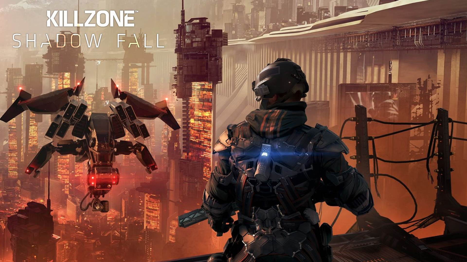 Killzone: Shadow Fall, PS4