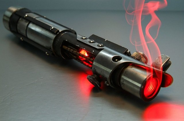 real-light-saber