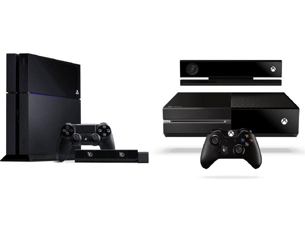 xbox and ps4v1
