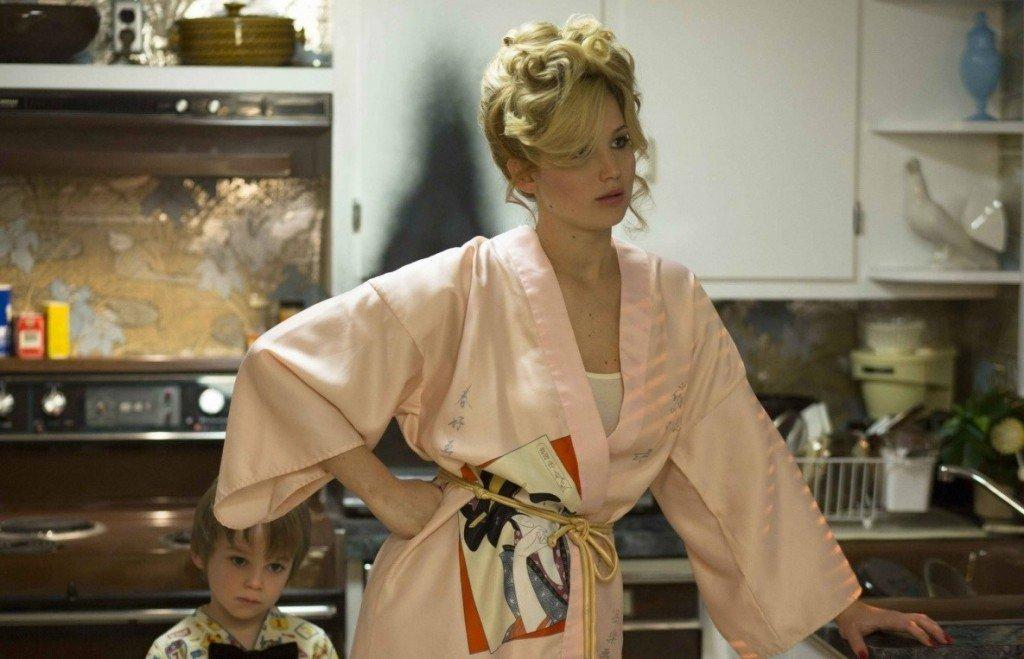 Номинанты Оскар 2014. Дженнифер Лоуренс. Афера по-американски
