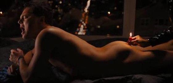Секс со свечками