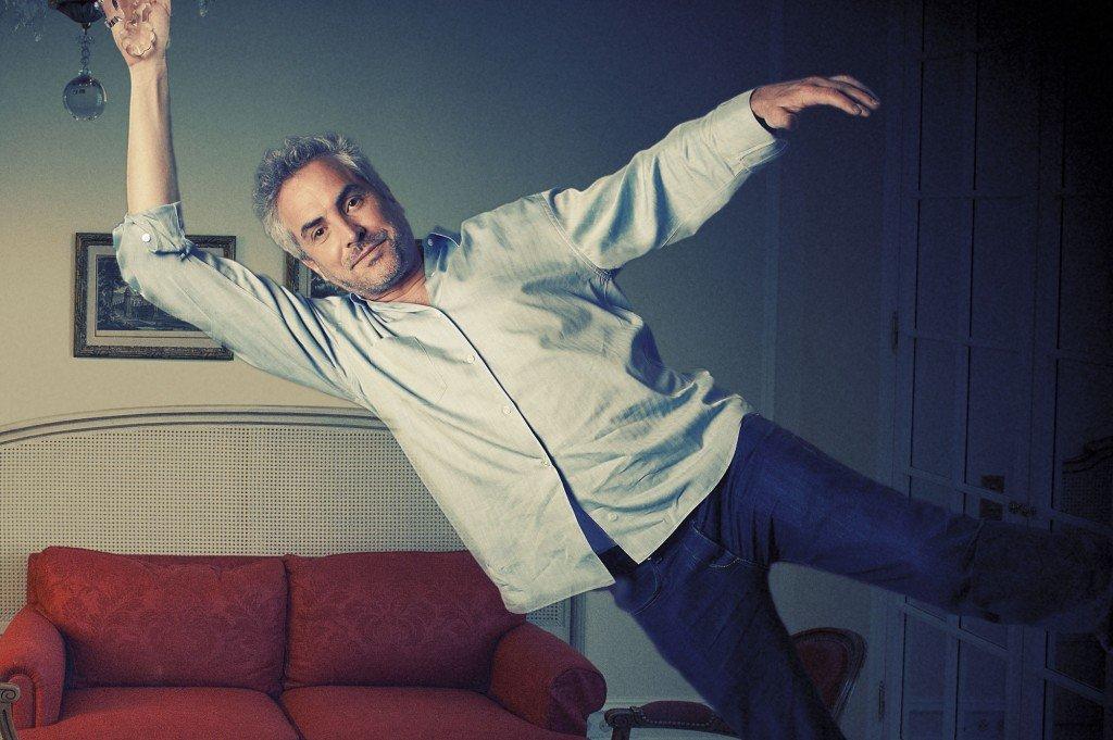 Номинанты Оскар 2014. Альфонсо Куарон. Гравитация