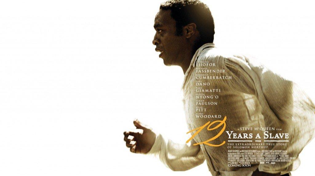 Номинанты Оскар 2014 12 лет рабства