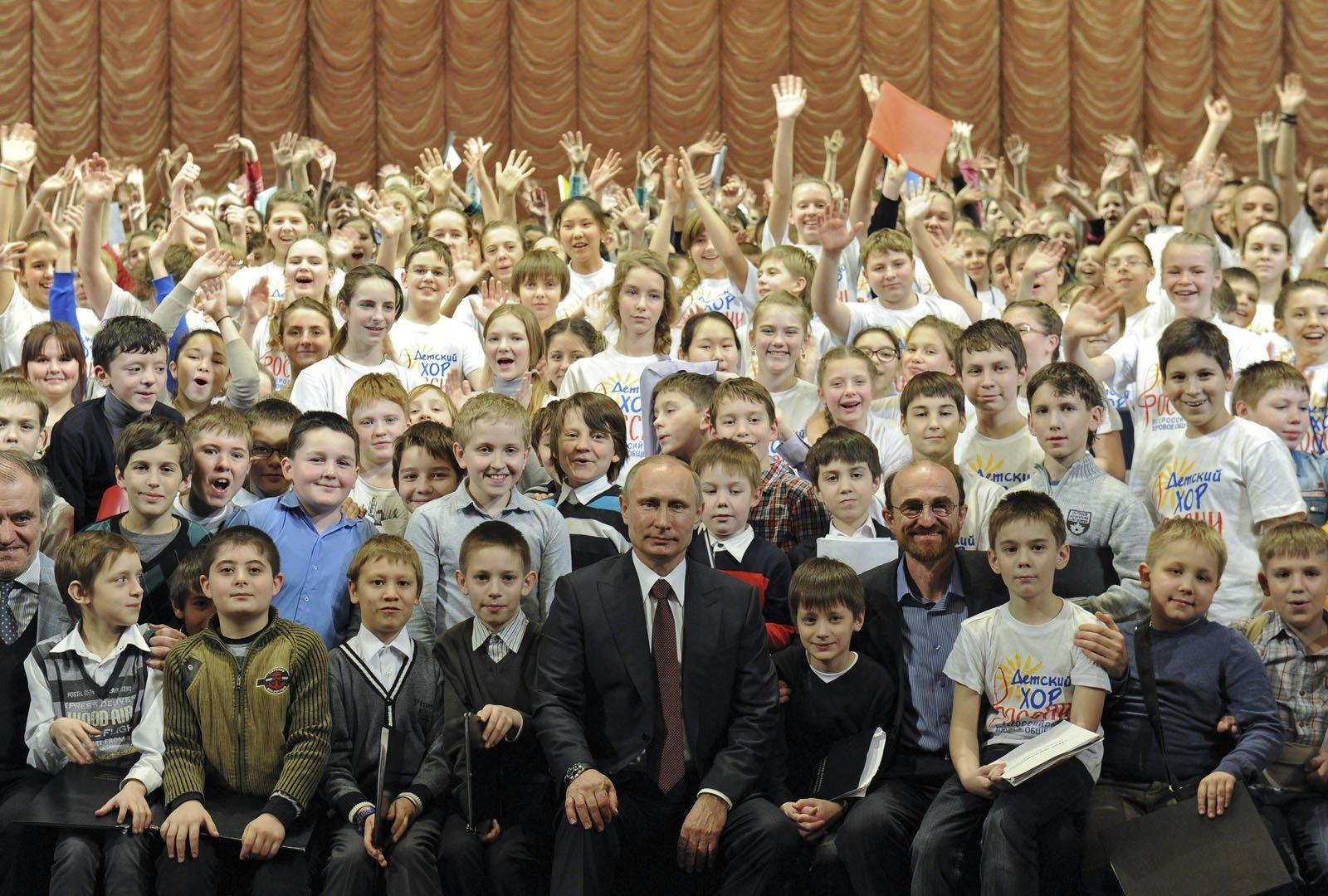 детский хор россии олимпиада в сочи 2014 disgustingmen
