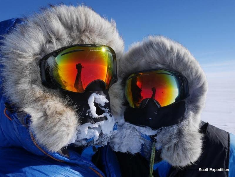 экспедиция на антарктиду южный полюс бен тарка disgustingmen.com