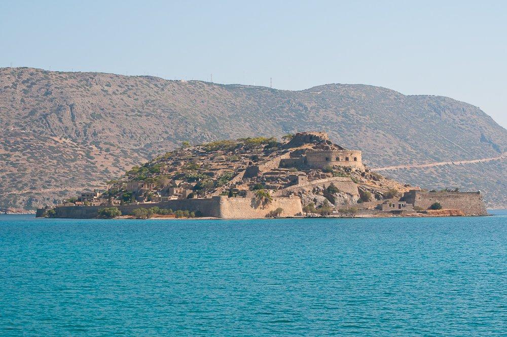 спиналонга остров греция калидон путешествия отдых в греции