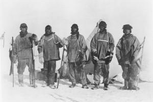 роберт скотт экспедиция история