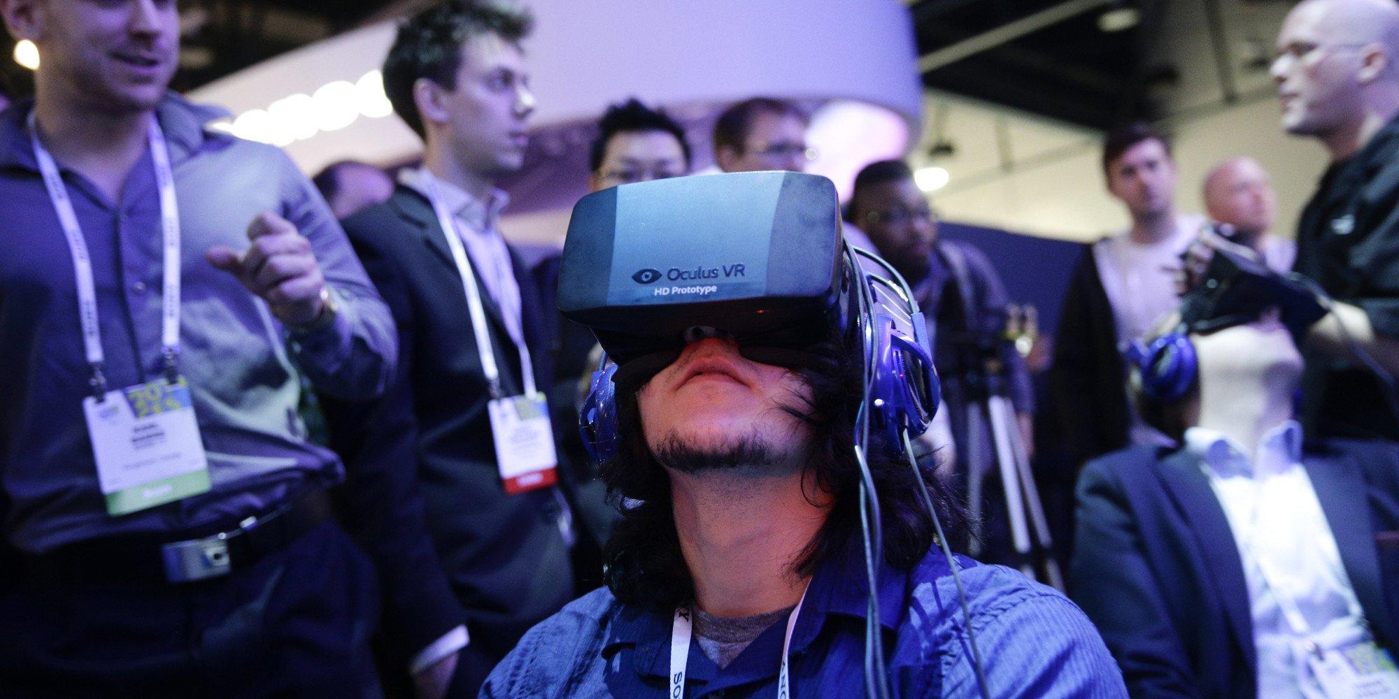 facebook купила oculus зачем почему что теперь будет