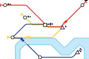 mini metro симулятор метро