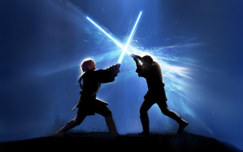 star-wars-lightsabers-battle