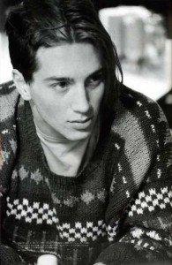 John Frusciante young