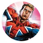 капитан британия первый мститель