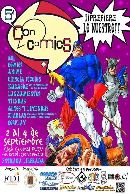 капитан чили первый мститель супергерои разных стран