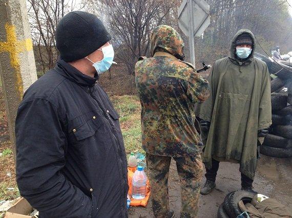 славянск что происходит в славянске беспорядки в славянске евромайдан