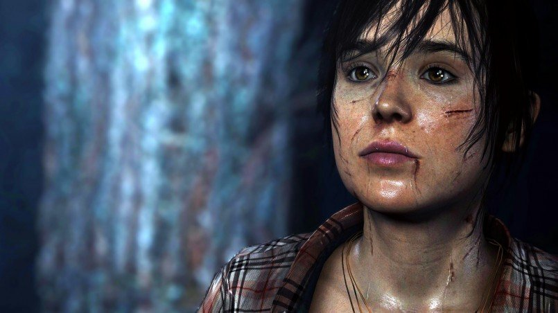 подкаст про игры beyond two souls
