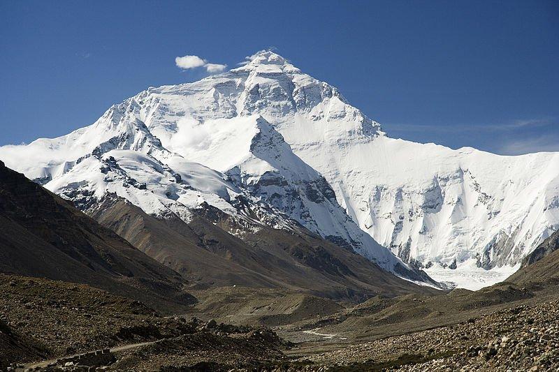 эверест первый покоритель первый подъем гоовщина