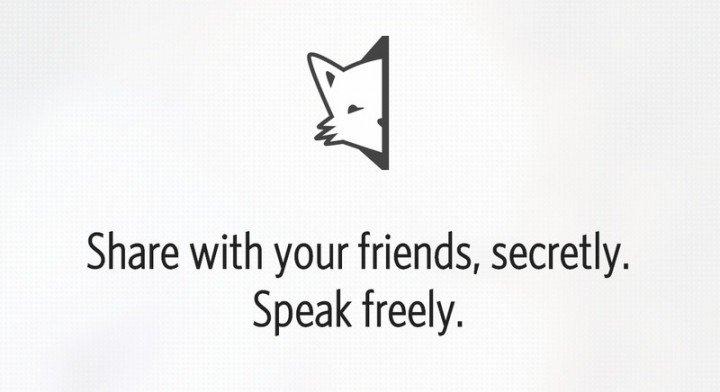 секрет secret анонимная социальная сеть соцсеть