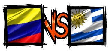 колумбия-уругвай