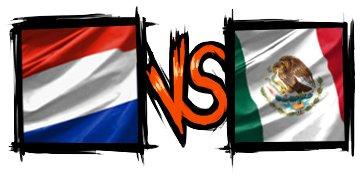 нидерланды- мексика