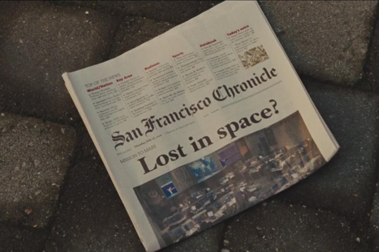 планета обезьян ракета газета