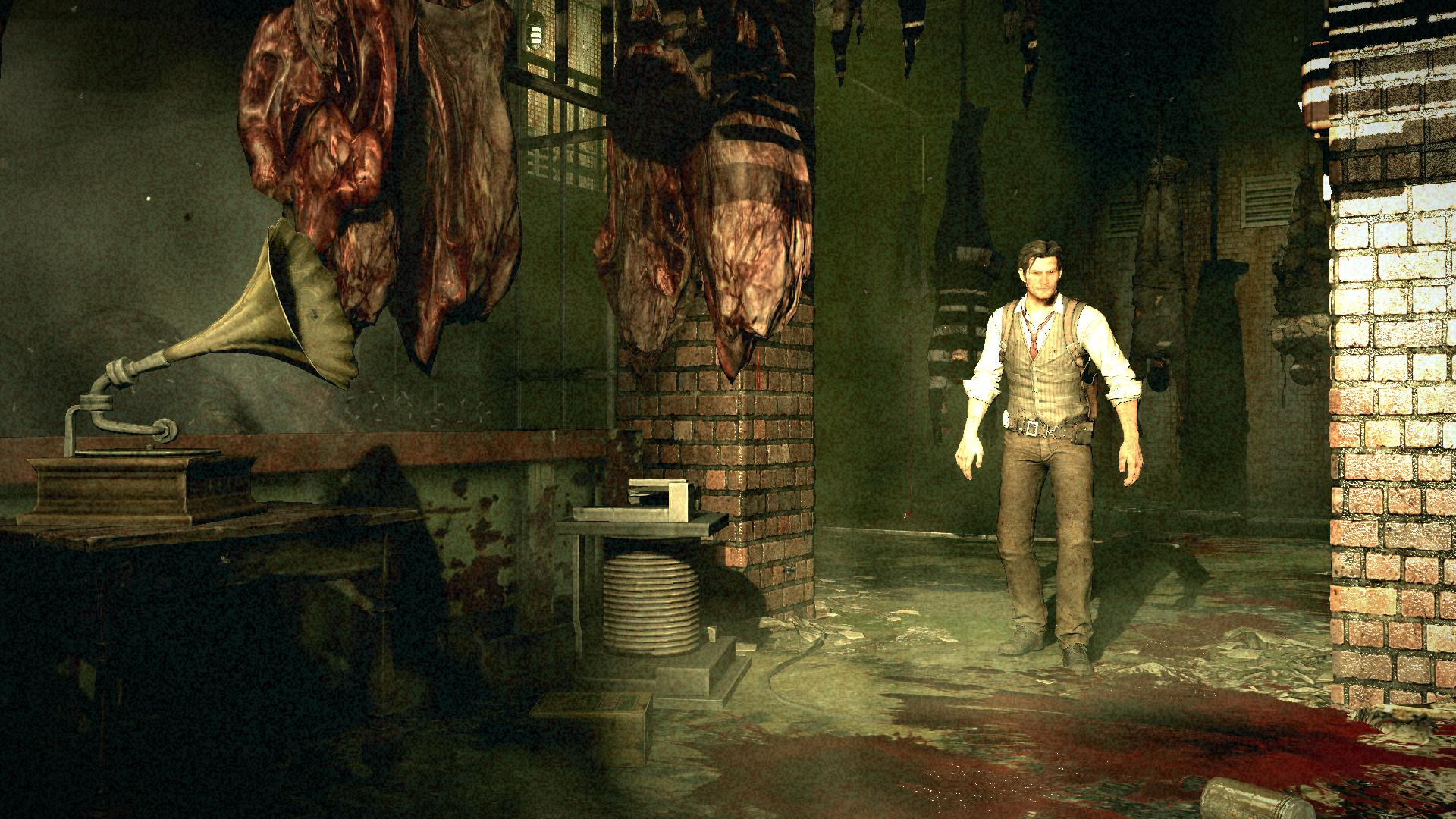 the evil within сюжет