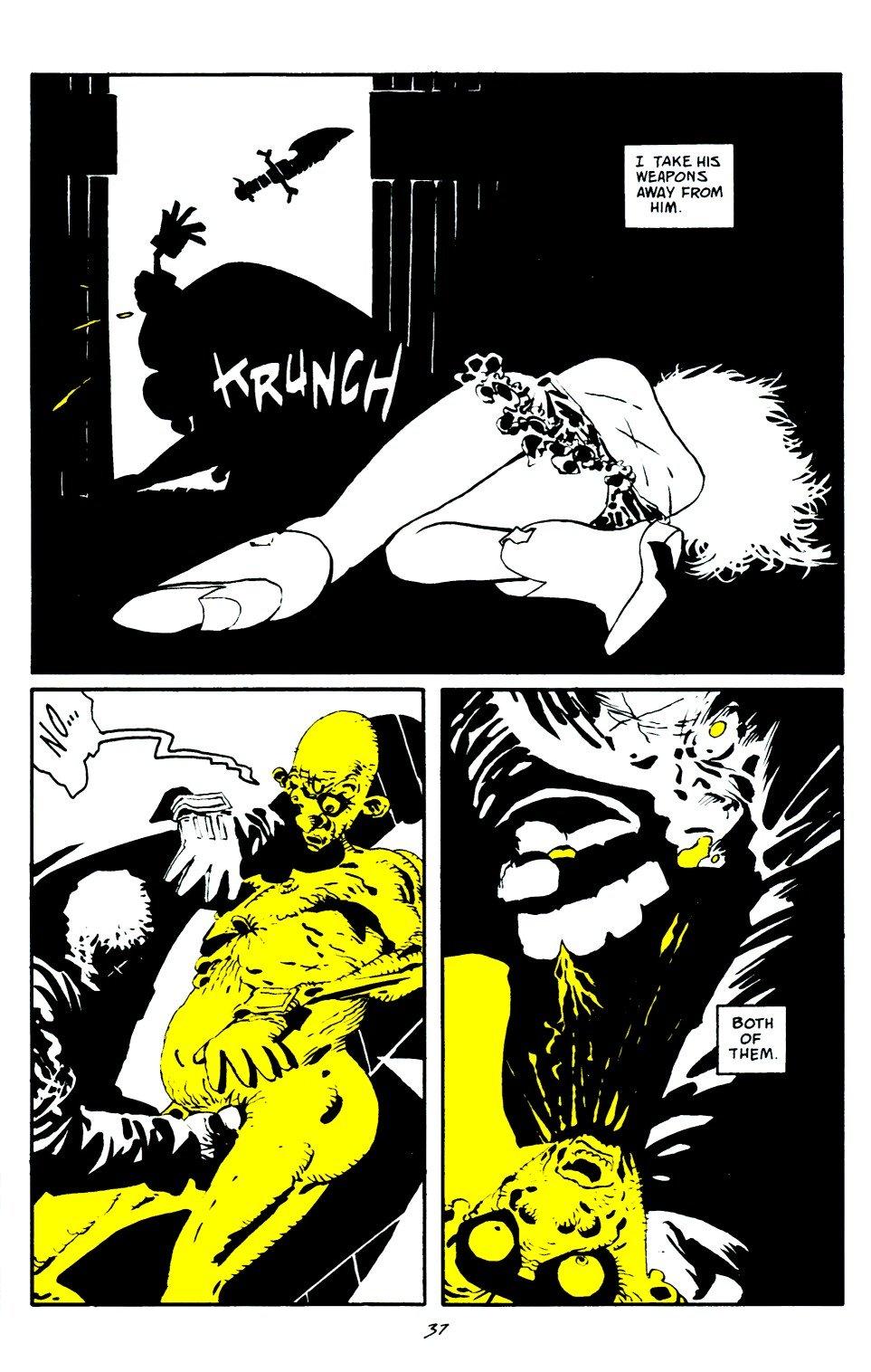 город грехов гид по вселенной отвратительные мужики желтый ублюдок yellow bastard sin city disgusting men алексей соколов