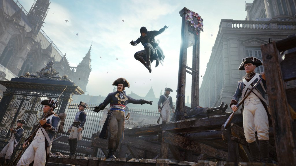 Рецензия assassins creed unity 7201