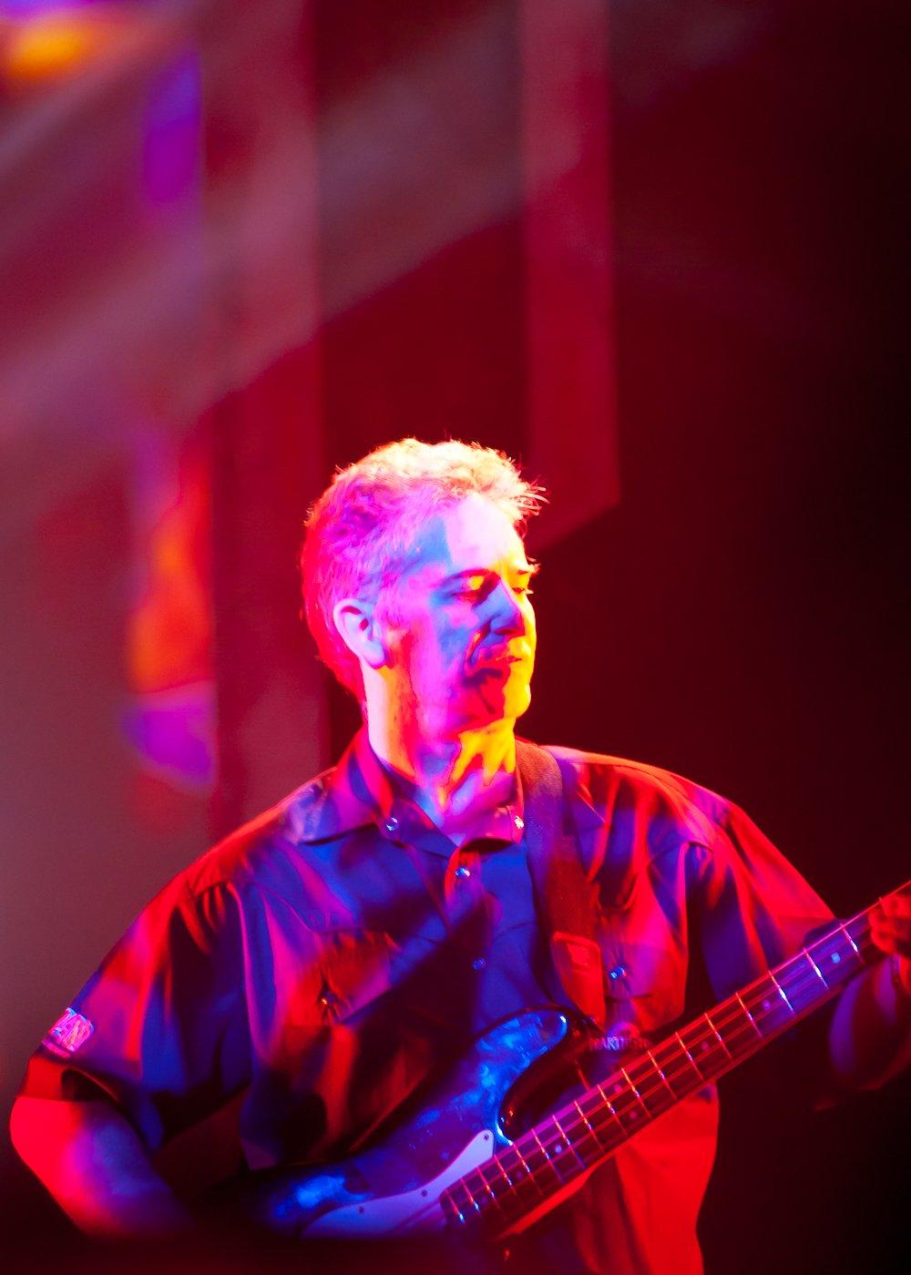 И снова Морхейм. На этот раз в красном свете и с басухой, потому что Elite Tauren Chieftain дает концерт.