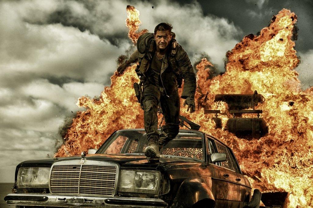 Новый трейлер Mad Max: Fury Road