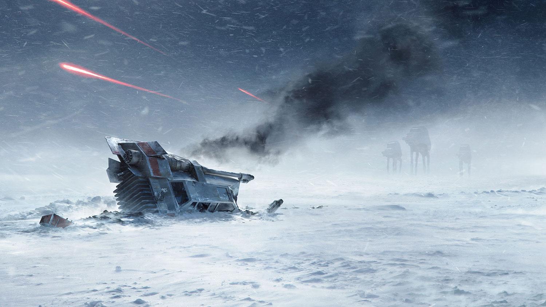 star wars звездные войны пробуждение силы джей джей абрамс джа джа бинкс обзор рецензия battlefront