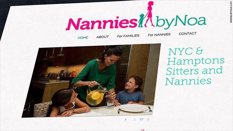 nannies by noah полмиллиона долларов в год ноа минтц