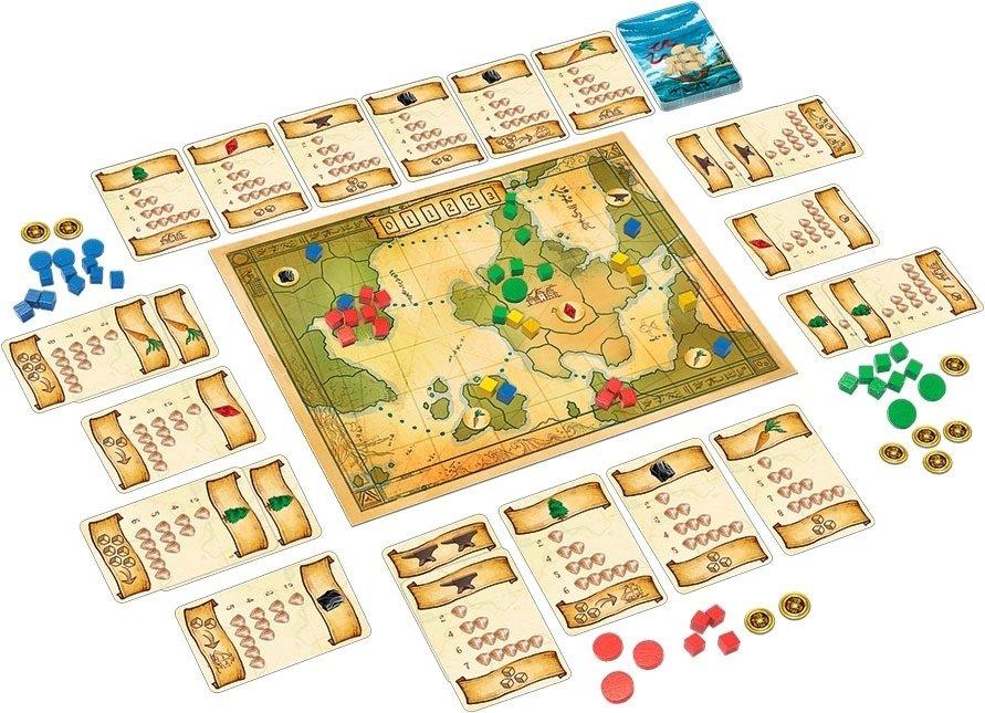 восьмиминутная империя обзор хорошие настольные игры игрокон 2015