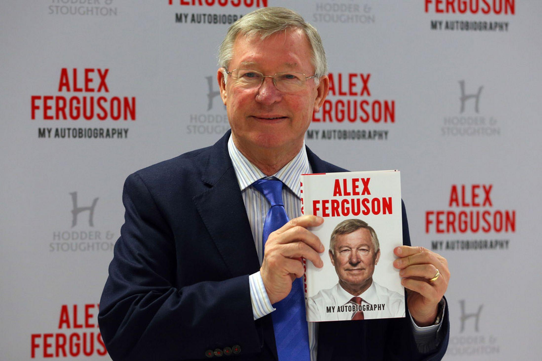 алекс фергюсон моя автобиография обзор отзыв рецензия отвратительные мужики случайные