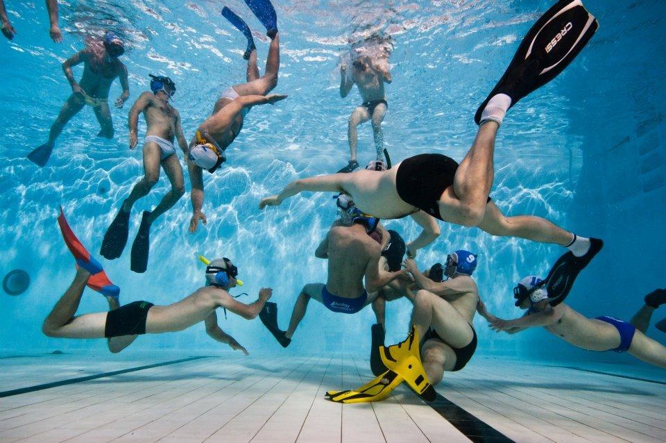 подводное регби