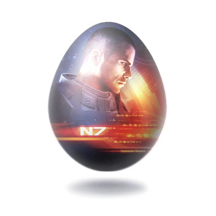 пасха 2015 день космонавтики космические яйца космическая пасха mass effect easter egg