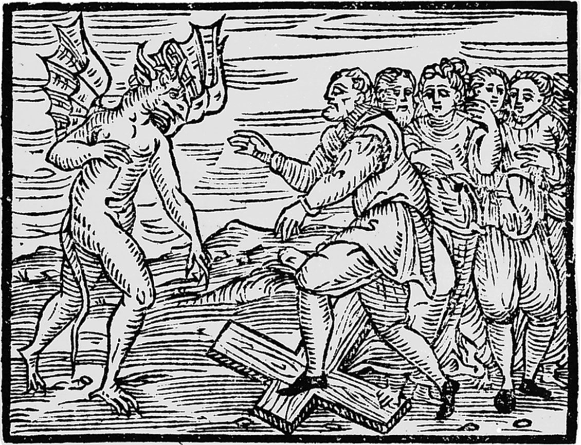 the european witch hunts Ucor 1440-04: european witch hunts (tracey scroll down to the section on witch hunts for scanned documents from hanover on both european and american witch hunts.