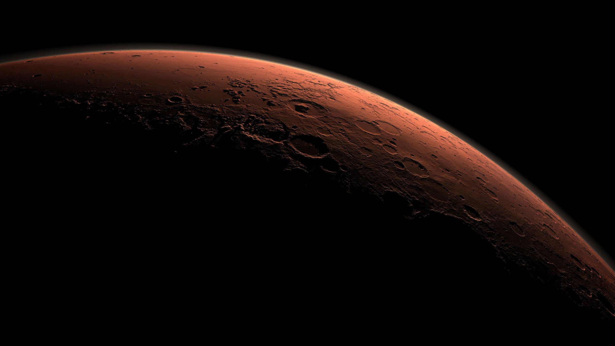 mars one herschel space observatory обсерватория гершель