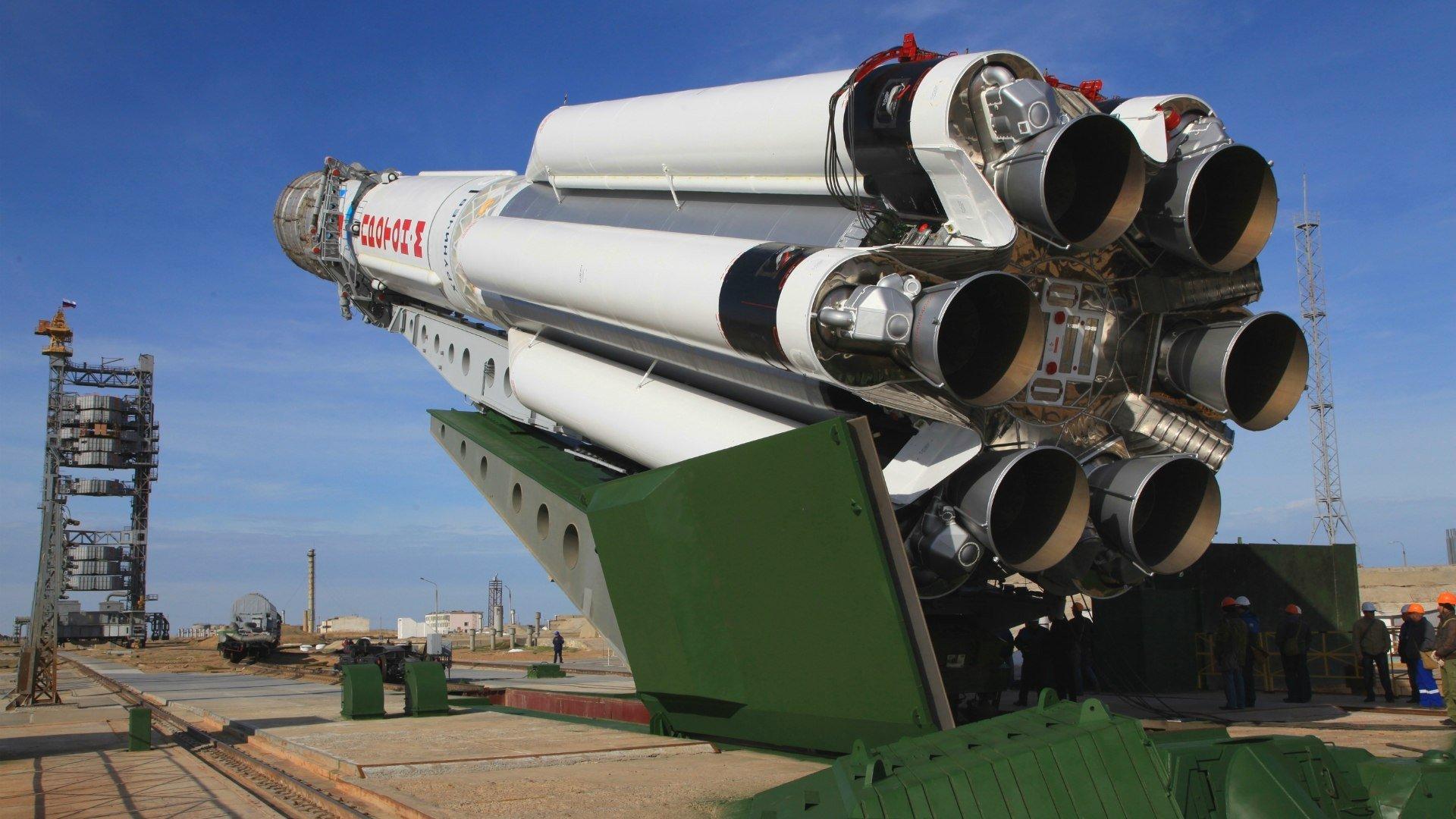протон м ракетоноситель rocket carrier