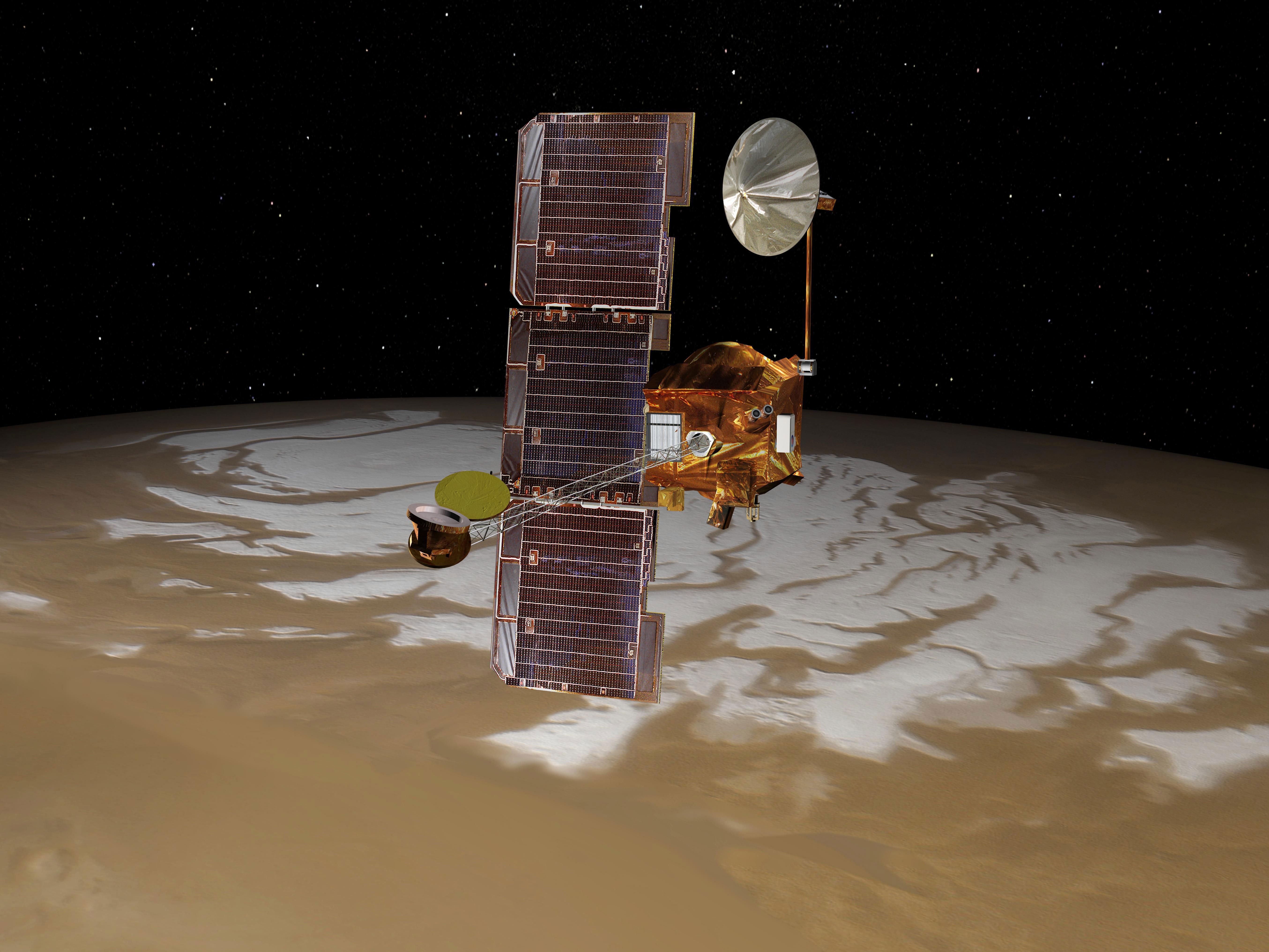mars one mars odyssey марс одиссей