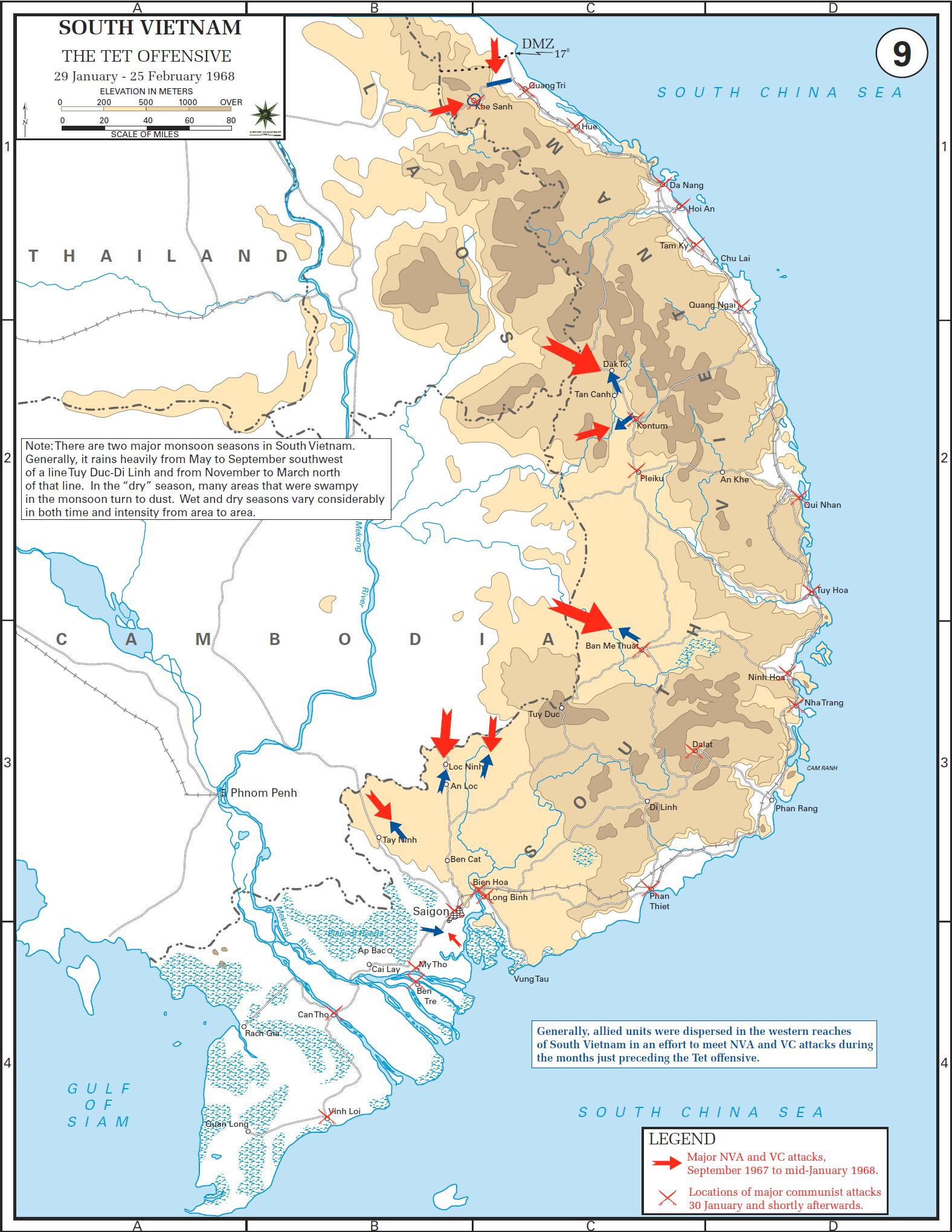 война во вьетнаме вьетконг итоги сша ссср дананг хюэ 40 лет сайгон