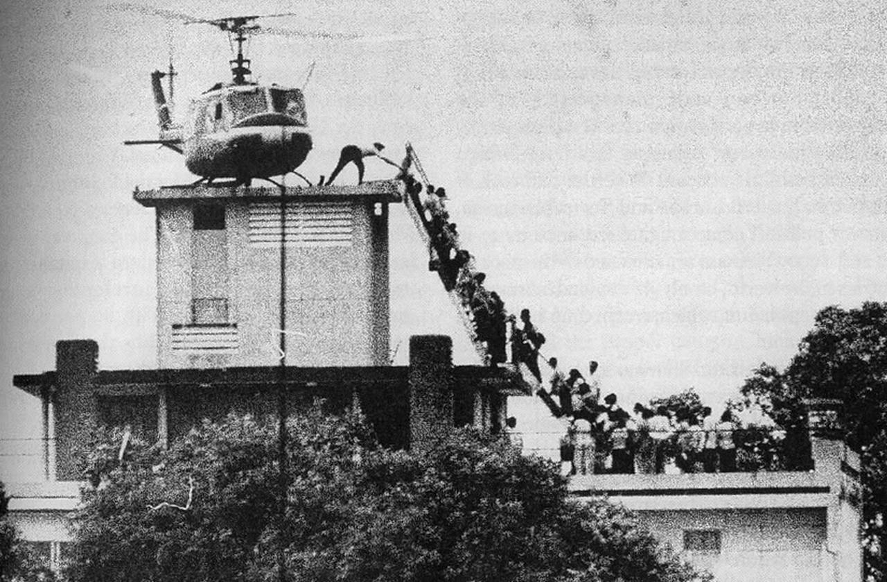операция порывистый ветер вьетнам война