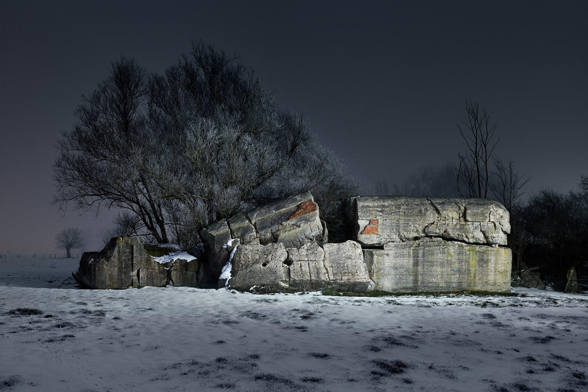 134 Ammunition bunker I