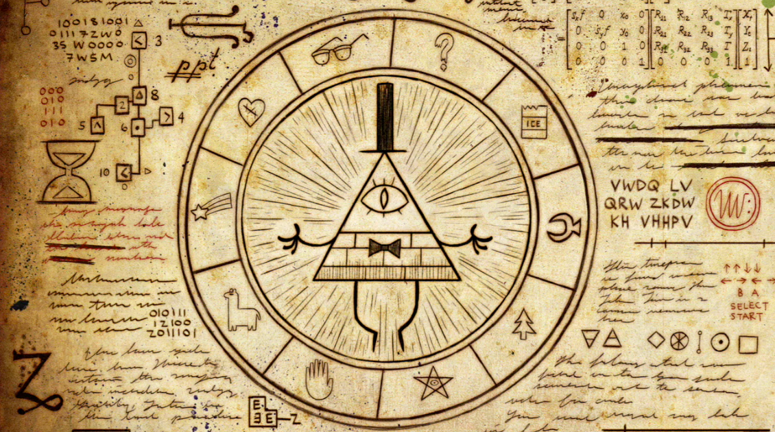 Gravity-Falls-cartoon-wallpaper