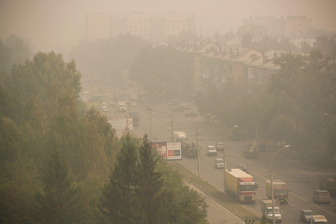грязный воздух делает детей тупее