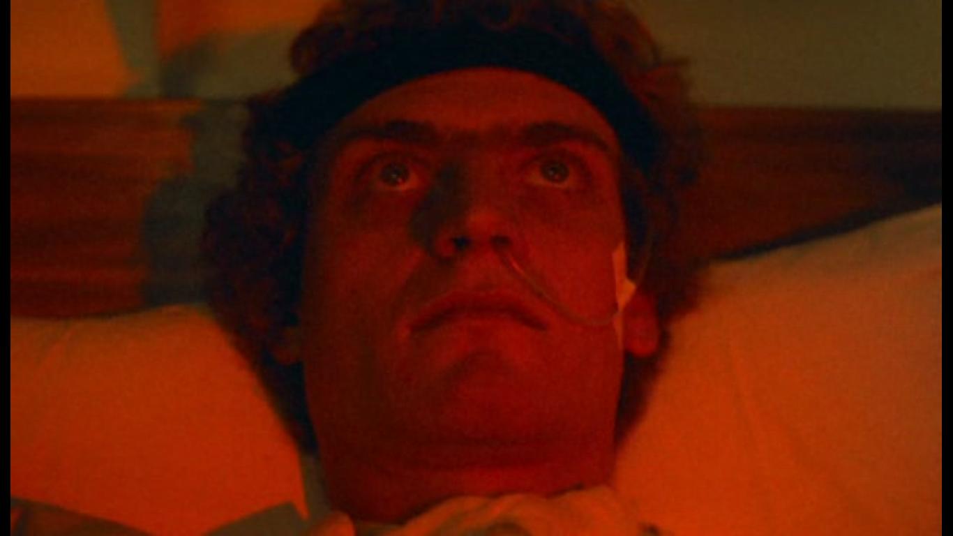 Тот самый кадр, который вдохновил Тарантино на кадры с комой в «Убить Билла»