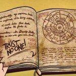 «Не доверяй никому» — важное правило в «Гравити Фолз».
