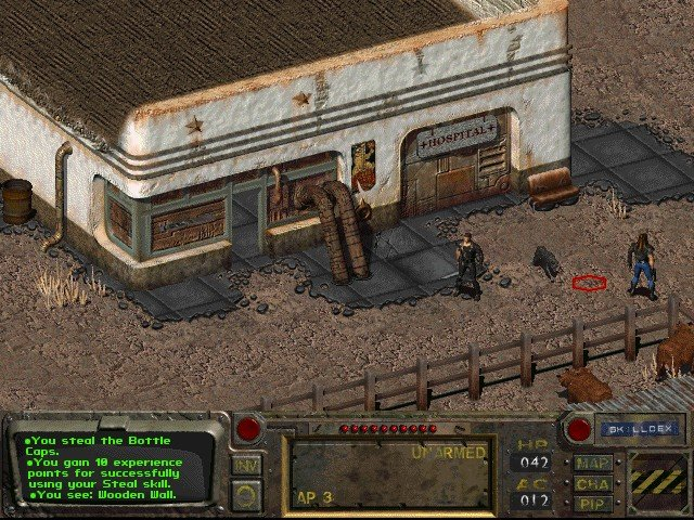 fallout 1 mad max references dogmeat безумный макс