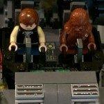 lego millenium falcon лего тысячелетний сокол звездные войны