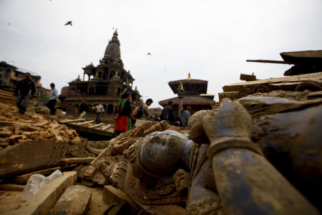 непал землетрясение в непале destiny