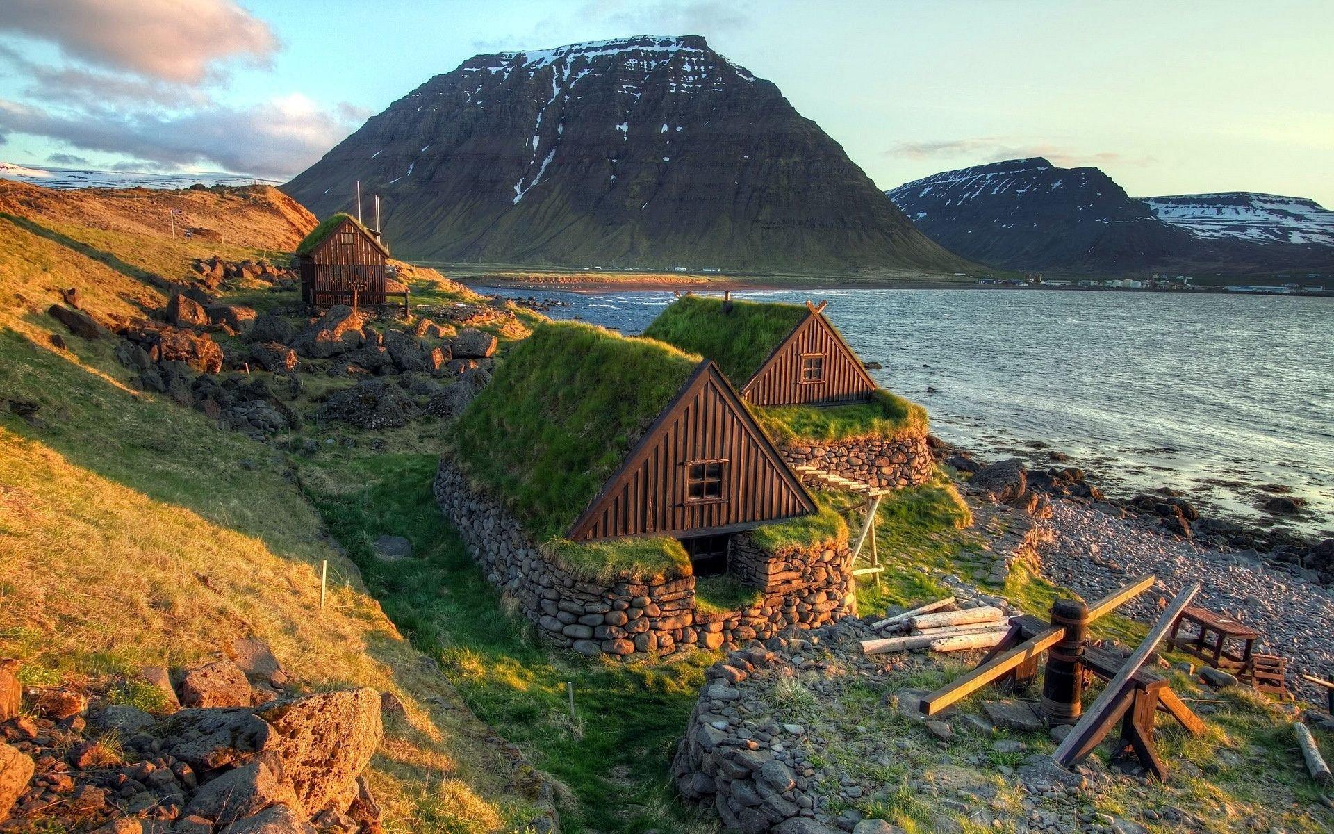 исландцы исландия